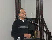 Edson Mosque Imam Ahmad Ali. (File photo)