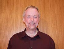 Allan Wesley, a math instructor at MacEwan University, gave a talk about hockey analytics at the university's Muttart Hall last week. Madeleine Cummings, Edmonton Examiner