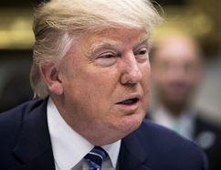 U.S. President Donald J. Trump (Getty Images)