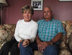 Barbara Ann and Tony Arnold
