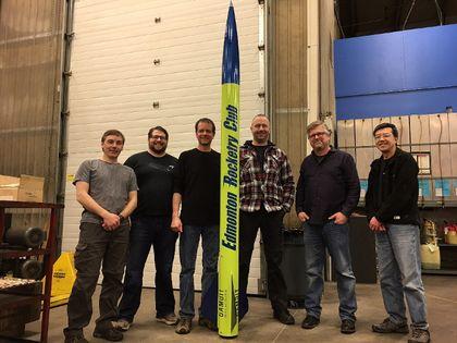 Edmonton rocketry club