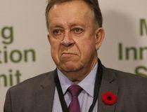 Ontario Minister of Northern Development and Mines Michael Gravelle. (John Lappa/Postmedia Network)