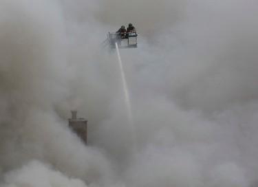 Fire Destroys Toronto's Badminton & Racquet Club_5
