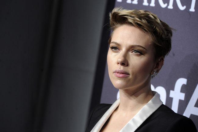 Scarlett Johansson. (WENN.COM)