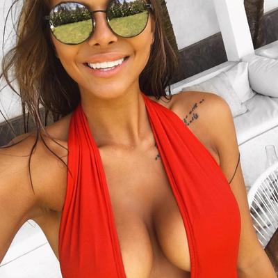 Russian model Viktoria Odintcova (Instagram)