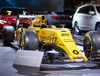 Infiniti/Renault F1 hybrid