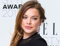 Lindsay Lohan. (Ian Gavan/Getty Images)