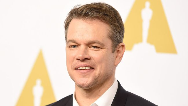 Matt Damon.  (Kevin Winter/Getty Images)