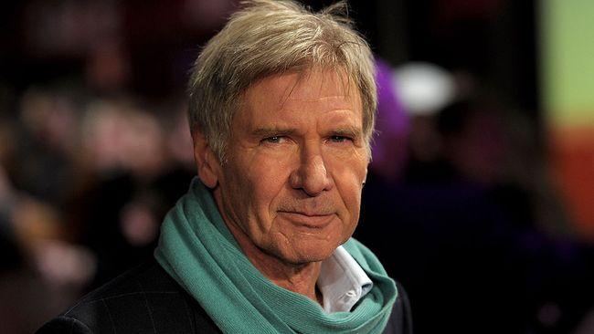 Harrison Ford.  (Ian Gavan/Getty Images)