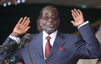 Robert Mugabe FILES Feb. 17/17