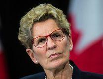 Ontario Premier Kathleen Wynne (File photo)