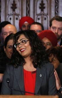 Member of Parliament Iqra Khalid