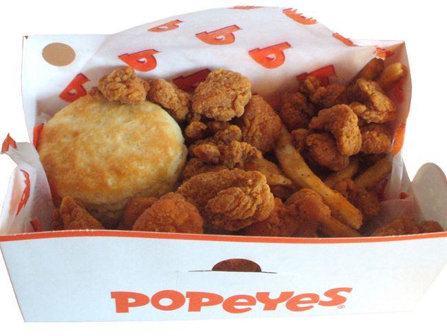 Popeyes (File photo)