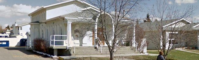 Red Deer Islamic center