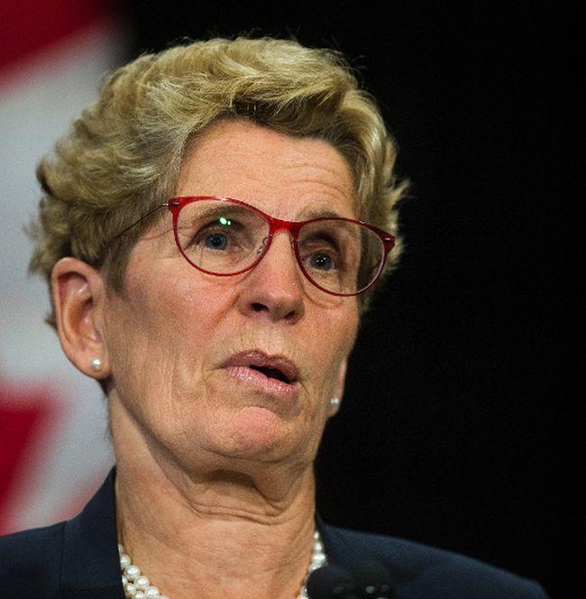 Premier Kathleen Wynne (TORONTO SUN/FILES)