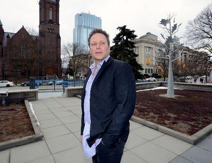 Wes Kinghorn, president of the Urban League of London (MORRIS LAMONT, The London Free Press)