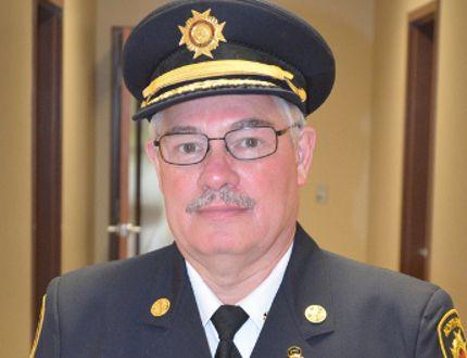 Ed Smith, North Perth Fire Chief