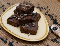 Josie's Black Bean Brownies (MORRIS LAMONT, The London Free Press)