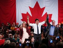 Trudeau calgary candidates