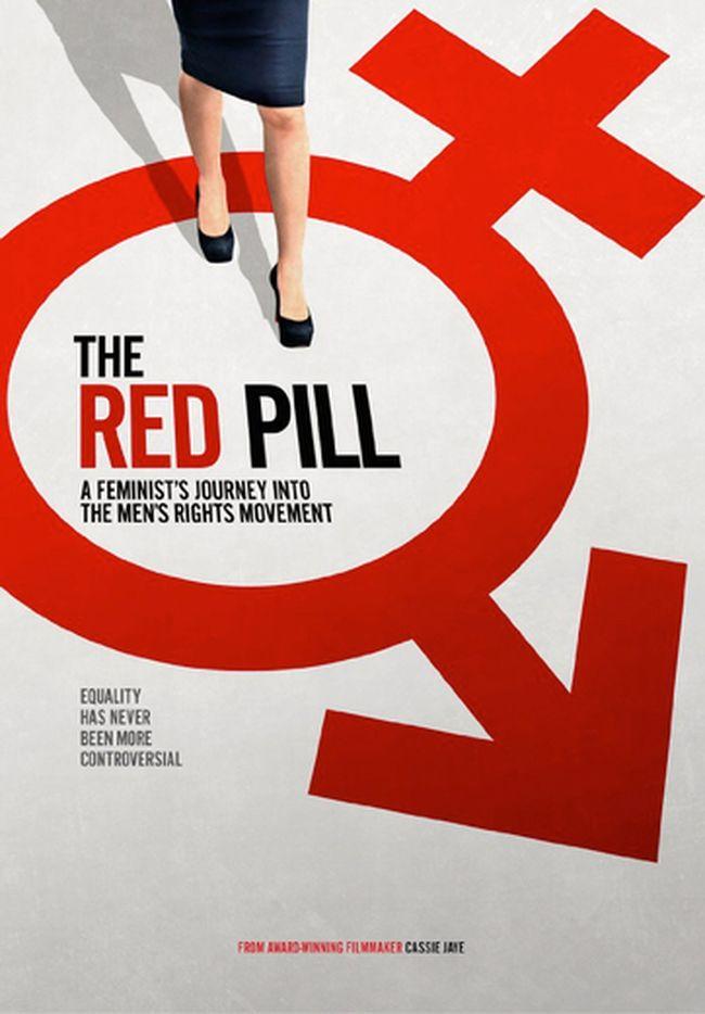 Red Pill poster crop