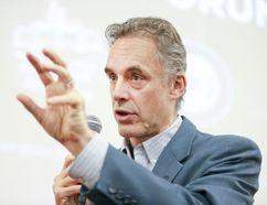 University of Toronto professor Jordan Peterson is speaking at Western University in London on Saturday, March 18. (Postmedia file photo)