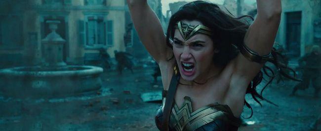 """Wonder Woman."" (Trailer screenshot)"