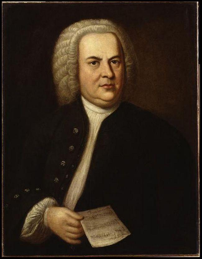 Johann Sebastian Bach (Postmedia Network File Photo)