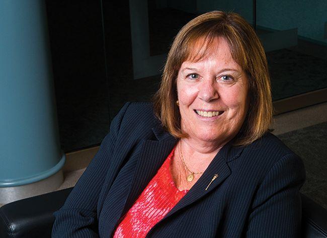 Marg McCuaig-Boyd, MLA Dunvegan-Central Peace-Notley