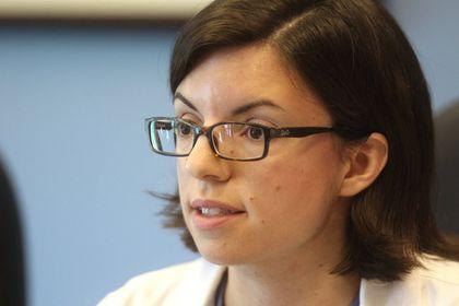MP Niki Ashton in Winnipeg. Friday, June 29, 2012. (Chris Procaylo/Winnipeg Sun)