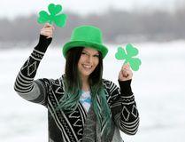 Happy St. Patrick's Day. (Brook Jones/Selkirk Journal/Postmedia Network)