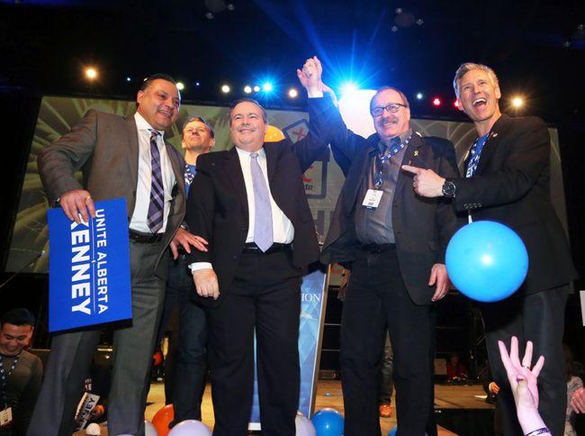 Jason Kenney PC leadership