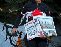 Wallace King Oman cyclist