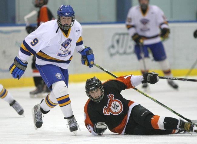 Hockey Calgary Royals