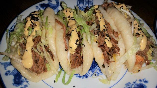 Baijiu's Korean beef bao will be a popular dish