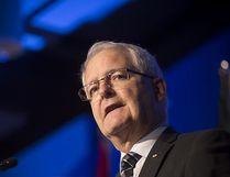 Marc Garneau, Canada's minister of transport.