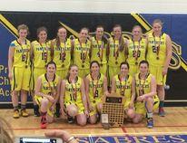 Pigeon Lake Regional School's senior girls captured provincial bronze last weekend.