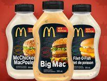 McDonald's Big Mac sauce