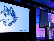 Asim Ghosh, president and CEO of Husky Energy Inc.