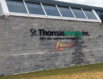 St. Thomas Energy building on Edward St. (File)