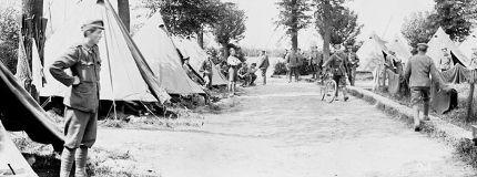 10th Infantry Battalion Sergeant Milne