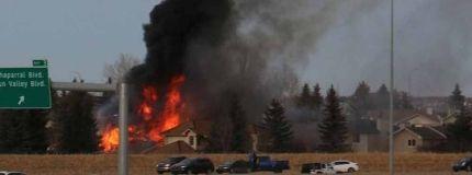 Sundance house fire