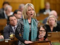 Conservative MP Candice Bergen