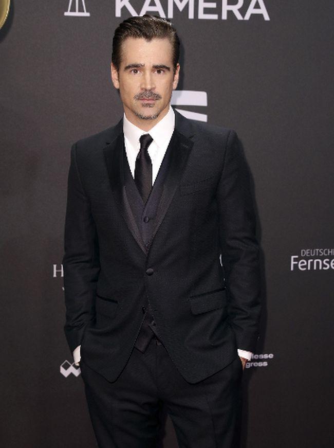 "Colin Farrell. (Sebastian Gabsch/Future Image/<A HREF=""http://www.wenn.com"" TARGET=""newwindow"">WENN.COM</a>)"