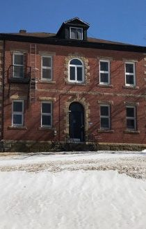 Former jail is shown in Dorchester, N.B.