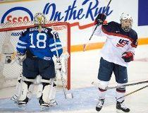 USA women's hockey