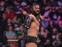 World Wrestling Entertainment Cruiserweight champion Neville will face Austin Aries at WrestleMania 33 in Orlando this Sunday. (George Tahinos/SLAM! Wrestling)