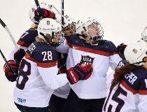 USA women's hockey FILES March 28/17