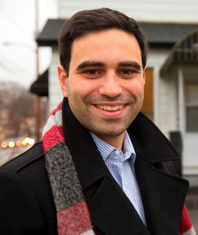 MP Peter Fragiskatos (Free Press file photo)