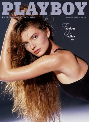 Paulina Porizkova, August 1987