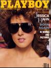 Jessica Hahn, November 1987